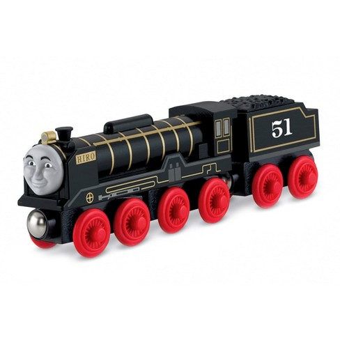 Fisher-Price Thomas & Friends Wooden Railway Hiro Engine - image 1 of 3