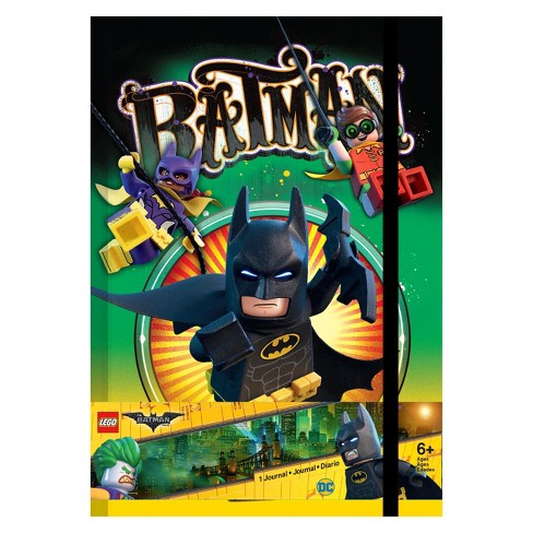 The LEGO® Batman Movie™ Lined Journal - Batman & Joker - image 1 of 4
