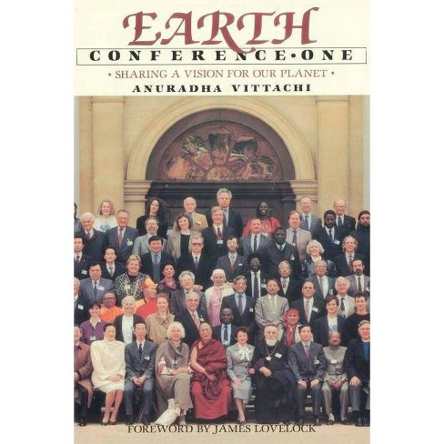 Earth Conference One - by  Anuradha Vittachi (Paperback) - image 1 of 1