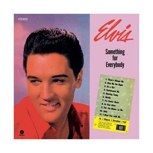 Elvis Presley - Something For Everybody (Vinyl) - image 1 of 1