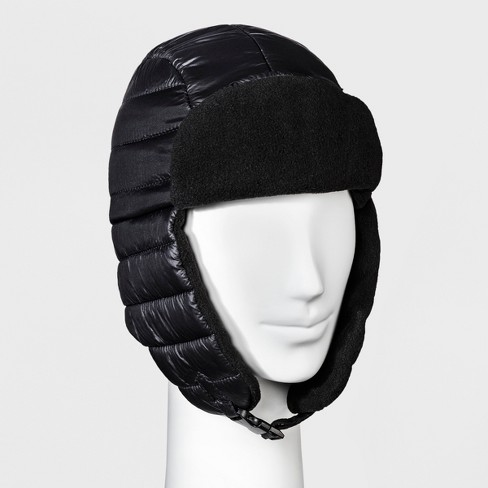 Women s Quilted Trapper Hat - C9 Champion®   Target d0d87fc7cff3