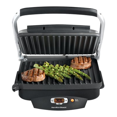 Hamilton Beach 100  Steak Lovers Indoor Searing Grill - 25331