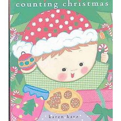 Counting Christmas (School And Library)(Karen Katz)