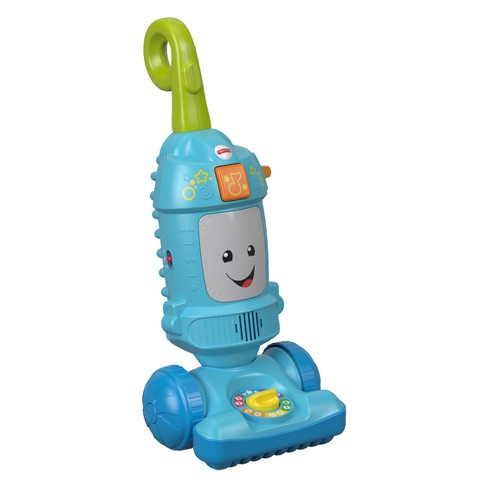 Fisher-Price Laugh and Learn Light-up Learning Vacuum - image 1 of 4