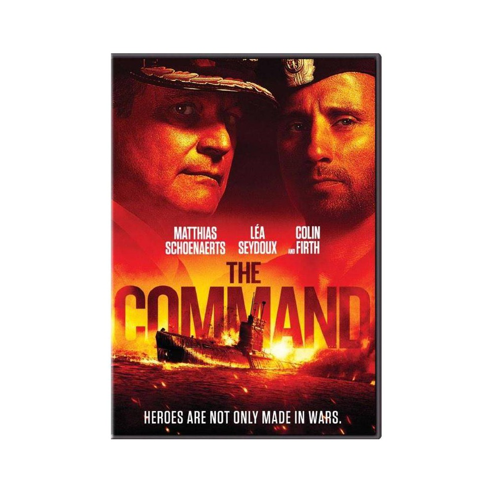 The Command Dvd 2019