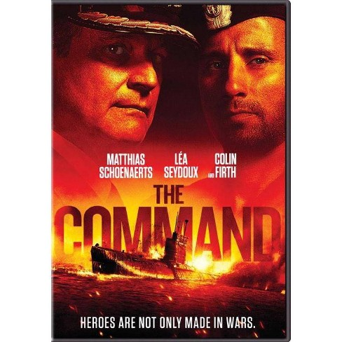 The Command (DVD) - image 1 of 1