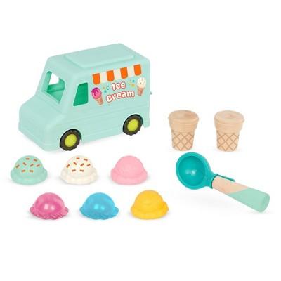 B. toys - Ice Cream Truck Set - Sweet Scoops