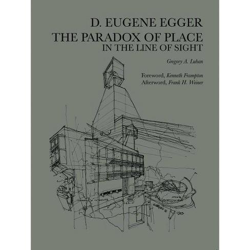 Dayton Eugene Egger - (Hardcover) - image 1 of 1