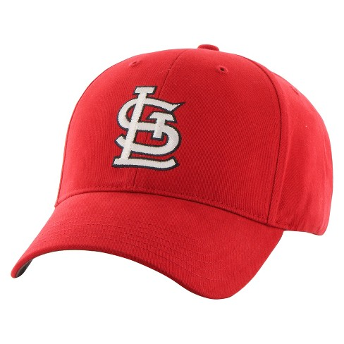 22c09c254fc MLB St. Louis Cardinals Fan Favorite Youth Adjustable Baseball Cap ...
