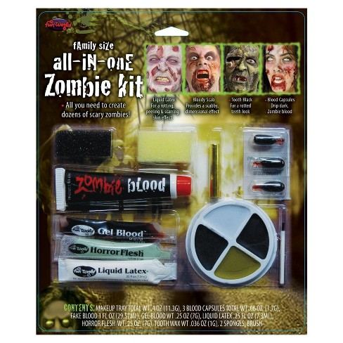 Zombie Horror Makeup Kit - image 1 of 1