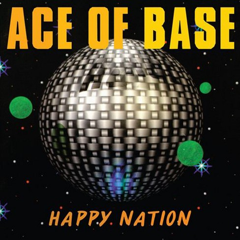 Ace of base - Happy nation (Vinyl) - image 1 of 1
