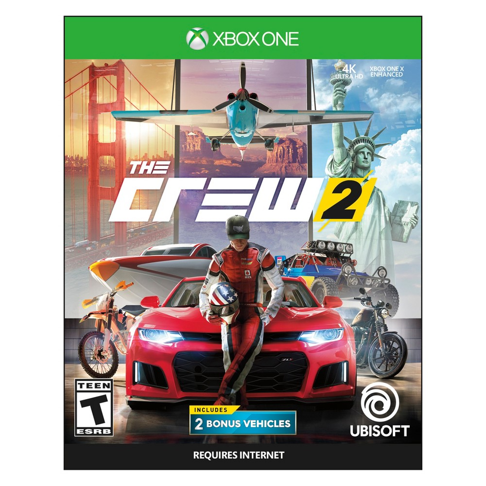 The Crew 2 - Xbox One, video games