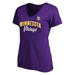 NFL Minnesota Vikings Women's My Favorite V-Neck T-Shirt