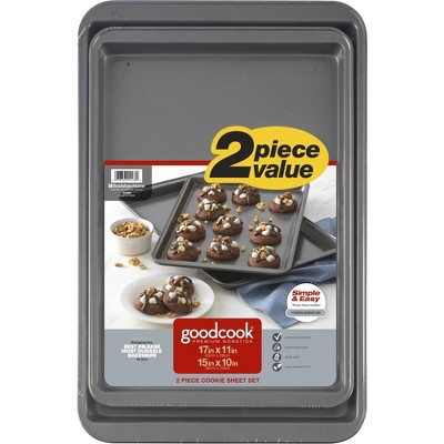 Good Cook 2pk Cookie Sheets