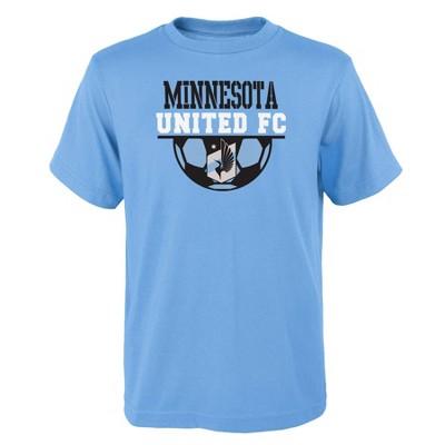 MLS Minnesota United FC Boys' Short Sleeve Core T-Shirt