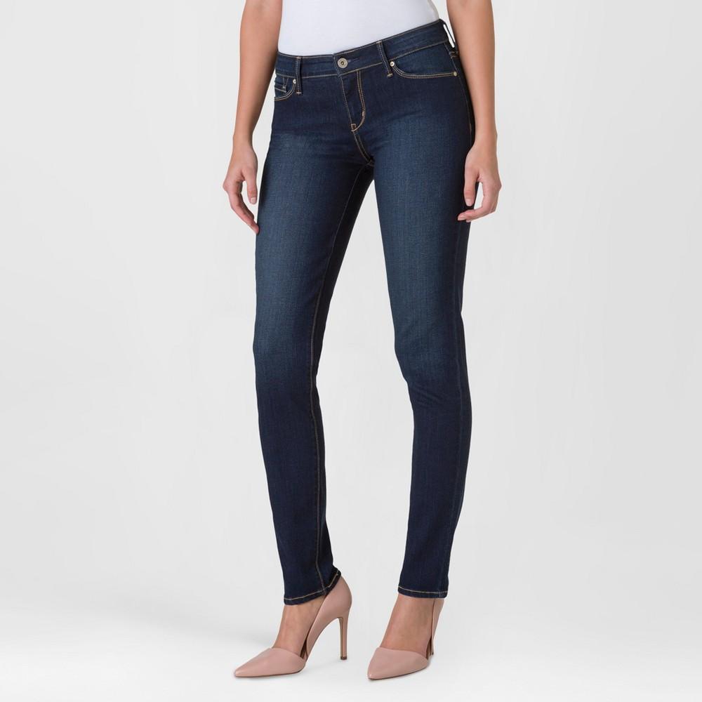 Denizen from Levi's Women's Modern Skinny Jeans Orbit 12 Long