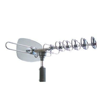 Supersonic SC-609 360º HDTV Digital Amplified TV Motorized Rotating Antenna