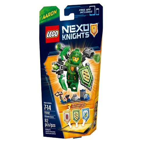 LEGO® Nexo Knights ULTIMATE Aaron 70332 - image 1 of 11