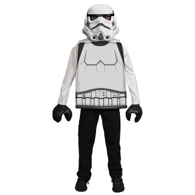 Kids' LEGO Star Wars Stormtrooper Classic Halloween Costume