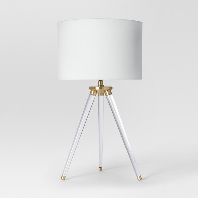 Delavan Tripod Table Lamp Clear Lamp Only - Project 62™