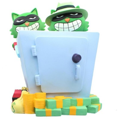 Stevenson Entertainment Happy Tree Friends 9 Inch Lifty & Shifty PVC Coin Bank