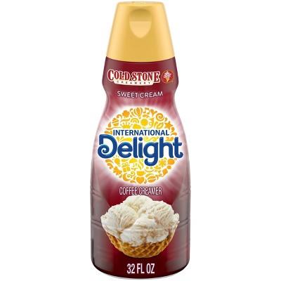 International Delight Cold Stone Sweet Cream Coffee Creamer - 1qt