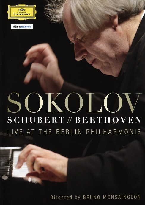 Schubert & beethoven:Live at the berl (DVD) - image 1 of 1
