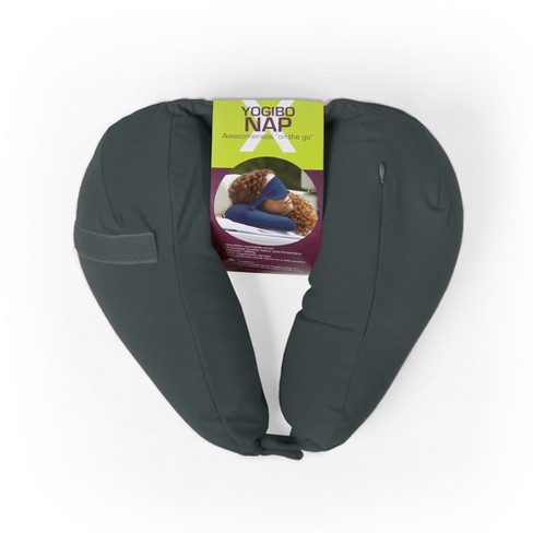 Nap-X Travel Pillow with Built-In Eye Mask - image 1 of 2