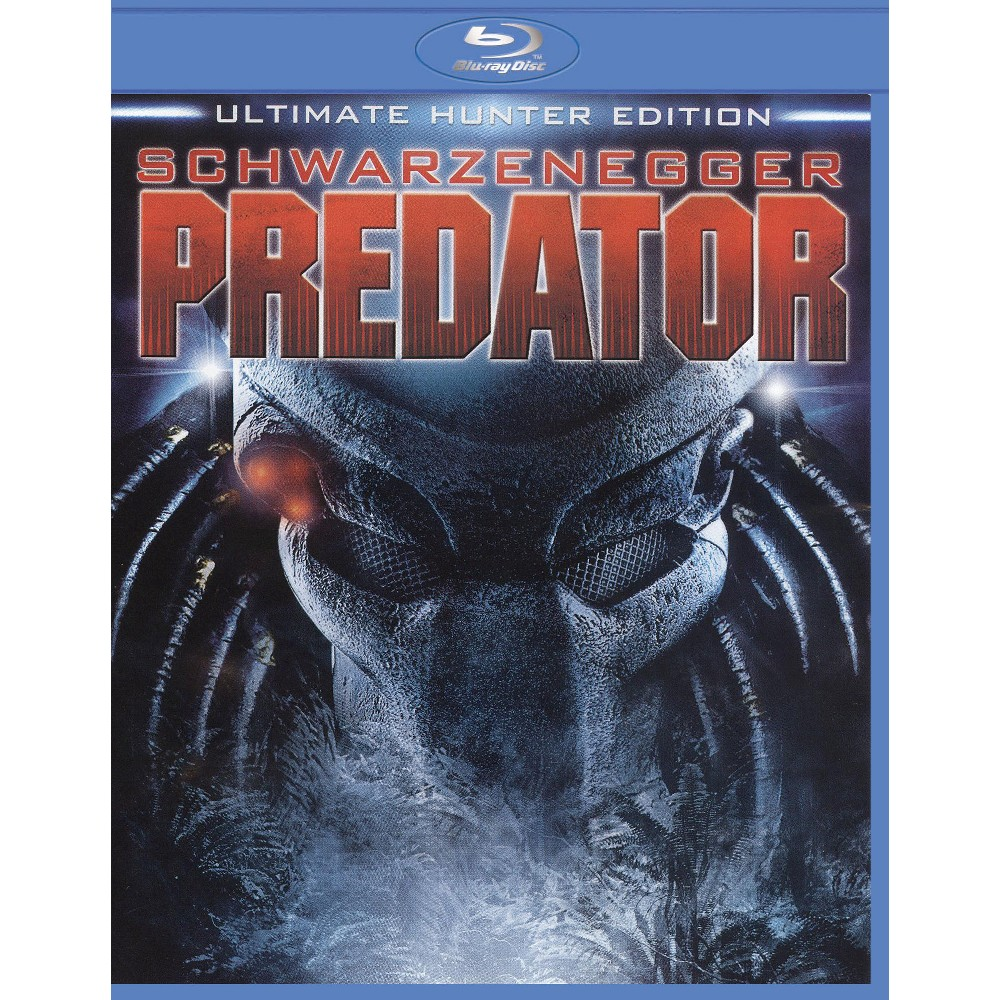Predator (Ultimate Hunter Edition) (2 Discs) (With Movie Money) (Blu-ray)