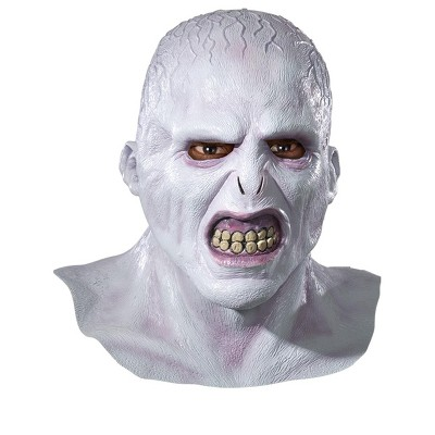 Harry Potter Voldemort Deluxe Adult Latex Mask