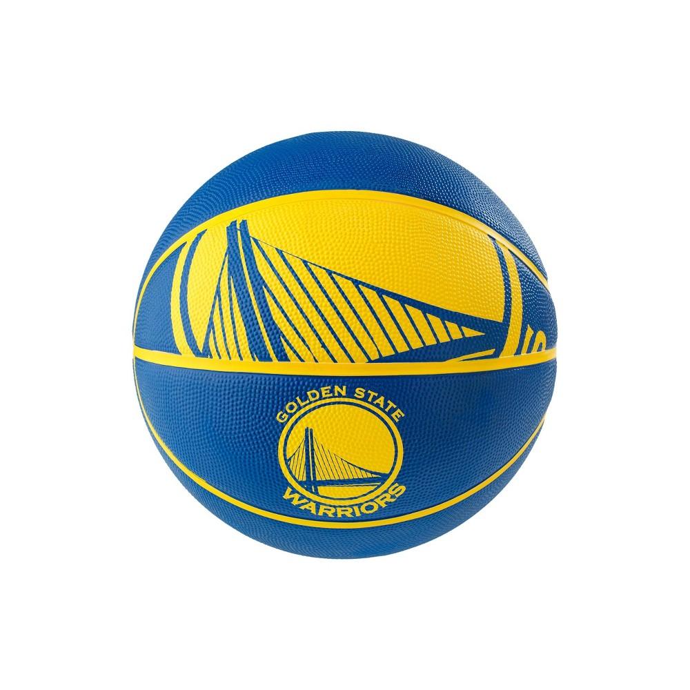 NBA Golden State Warriors Spalding Official Size 29.5 Basketball