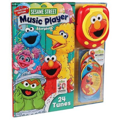 Sesame Street Music Player Storybook -  Collectors by Farrah McDoogle (Hardcover)
