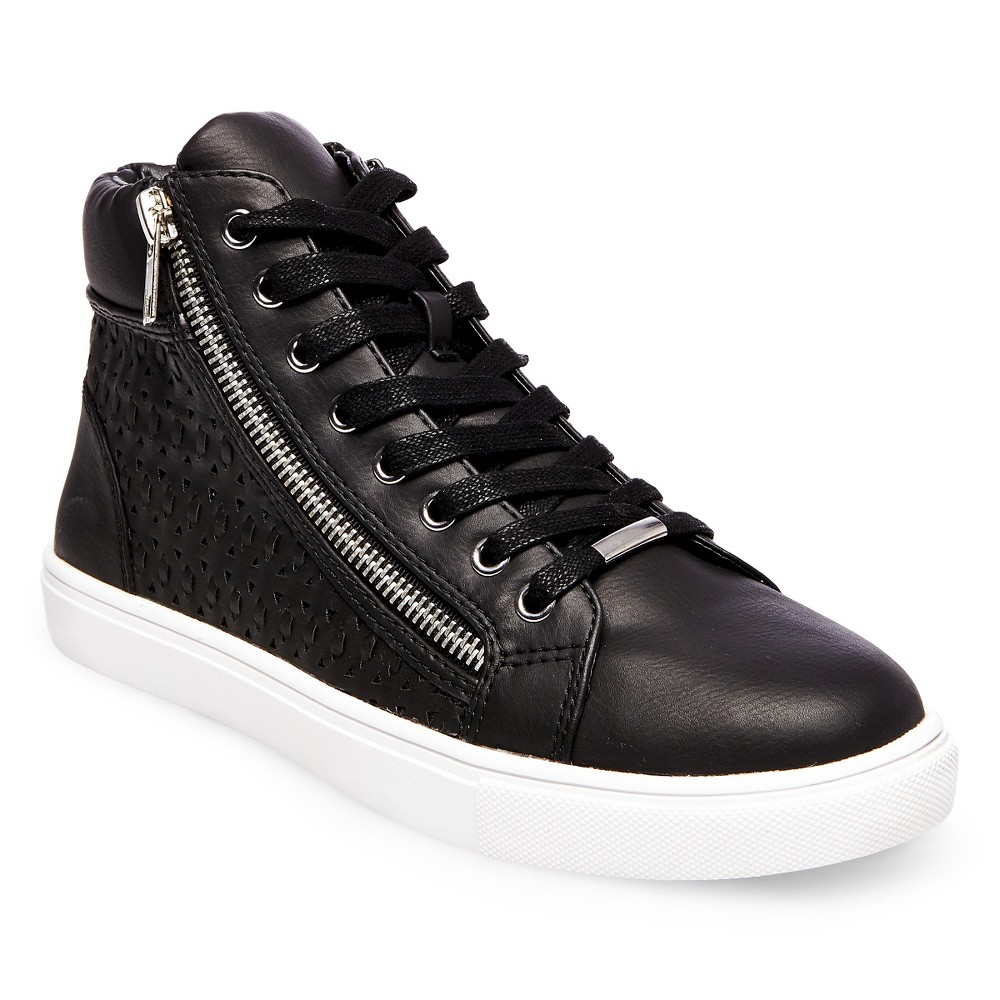 Women's Mad Love Tana Sneakers - Black 6