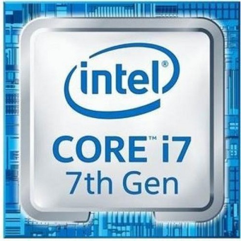 OEM Intel Core i7-7700K Kaby Lake Quad-Core 4.2 GHz LGA 1151 91W Processor Model CM8067702868535 - image 1 of 1