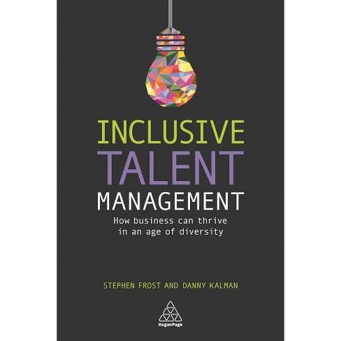 Inclusive Talent Management - by  Stephen Frost & Danny Kalman (Paperback) - image 1 of 1