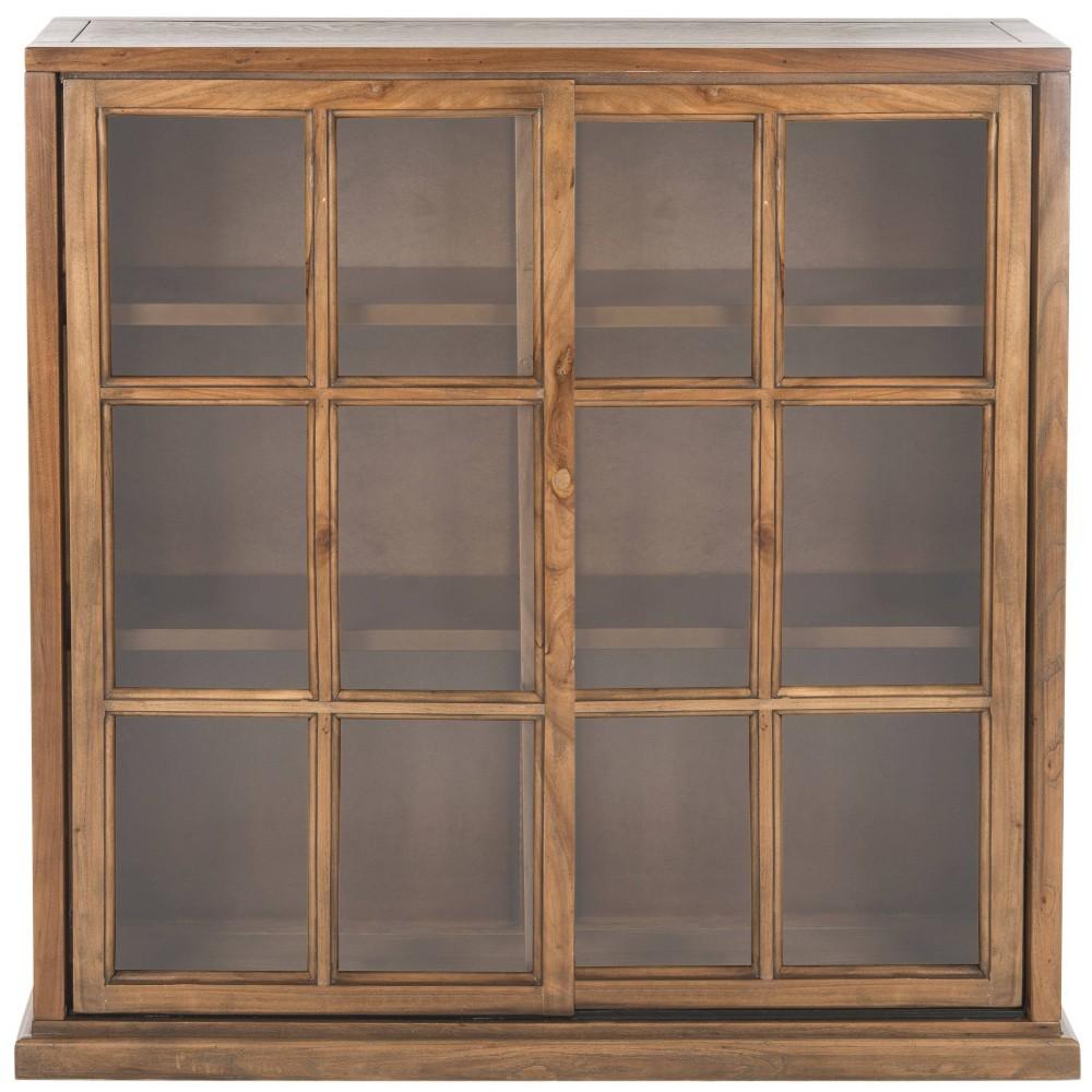 Claros 40.2 Bookcase - Safavieh, Brown
