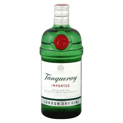 Tanqueray® London Dry Gin - 750mL Bottle