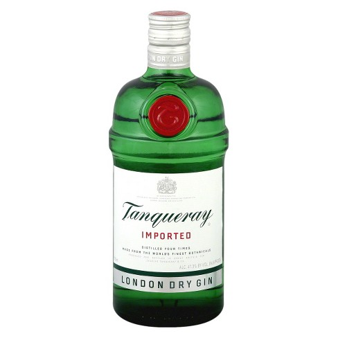Tanqueray London Dry Gin - 750ml Bottle - image 1 of 1