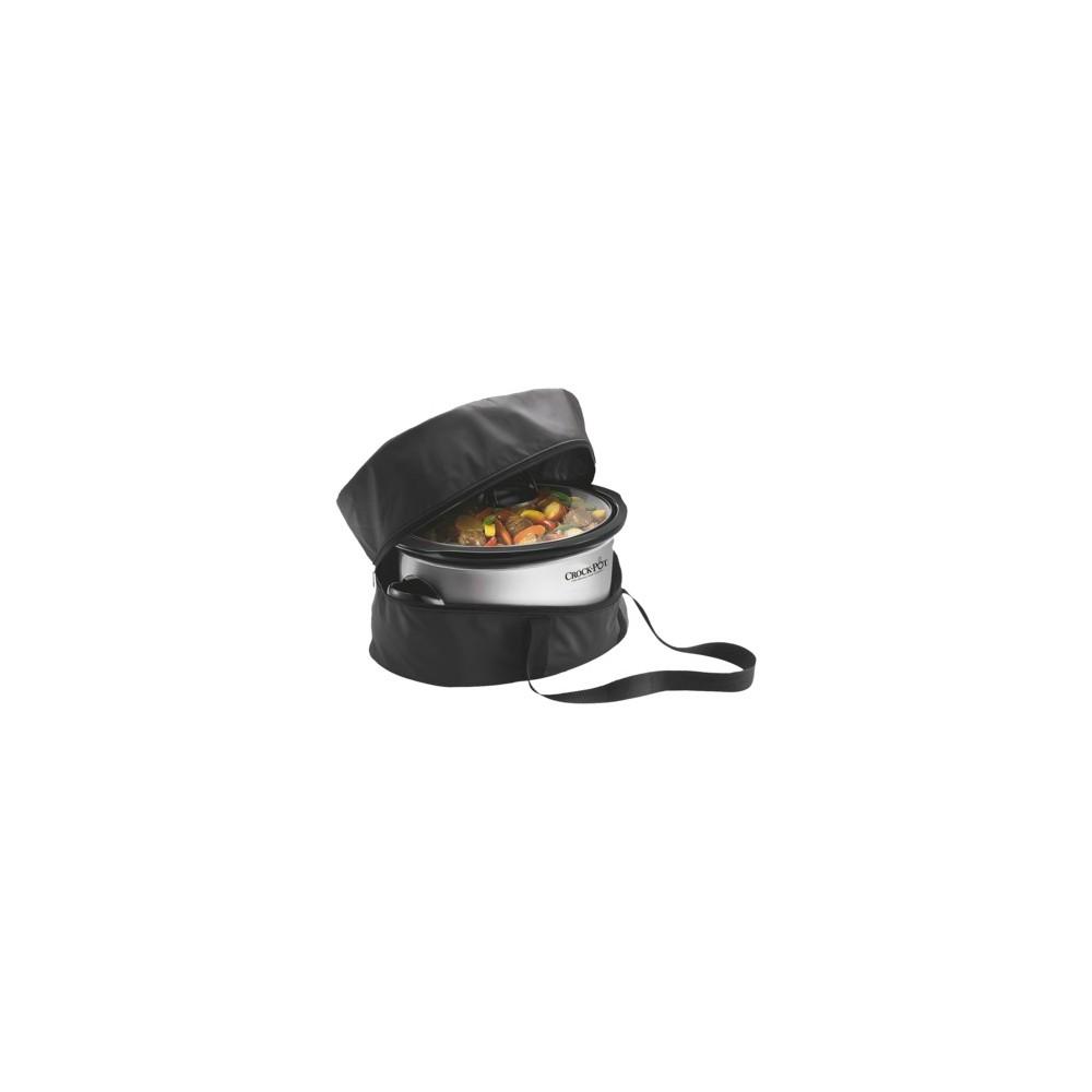 Crock-Pot Slow Cooker Travel Bag, Black, Scbag-NP 10789866