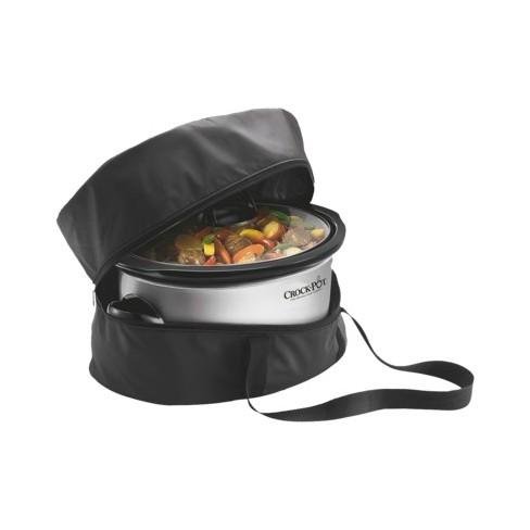 Crock Pot Slow Cooker Travel Bag Black Scbag Np
