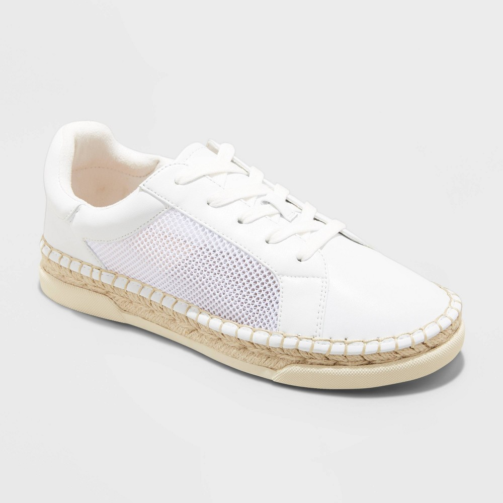 Women 39 S Shaelyn Sneakers Universal Thread 8482 White 9 5
