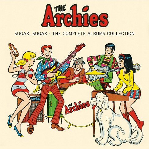 Archies - Complete albums collection (CD) - image 1 of 1