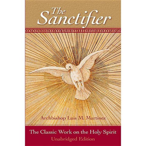 The Sanctifier - by  Luis Martinez (Paperback) - image 1 of 1