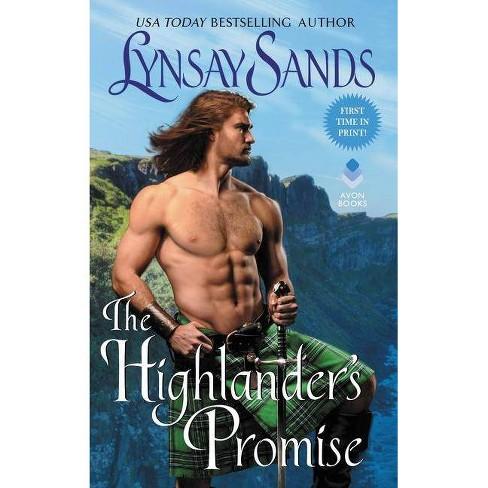 Highlander's Promise -  (Highland Brides) by Lynsay Sands (Paperback) - image 1 of 1