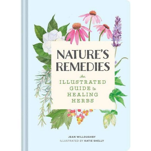 Nature's Remedies - by  Jean Willoughby (Hardcover) - image 1 of 1