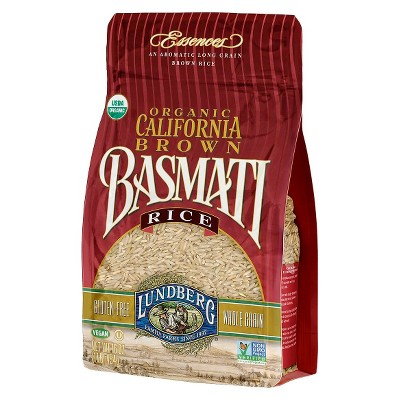 Rice: Lundberg Brown Basmati Rice