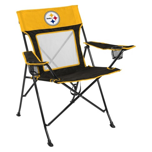 NFL Pittsburgh Steelers Rawlings Game Changer Chair - image 1 of 1