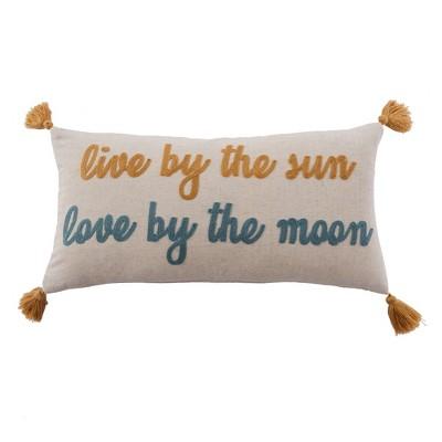 Kassandra Sun Moon Decorative Pillow - Levtex Home