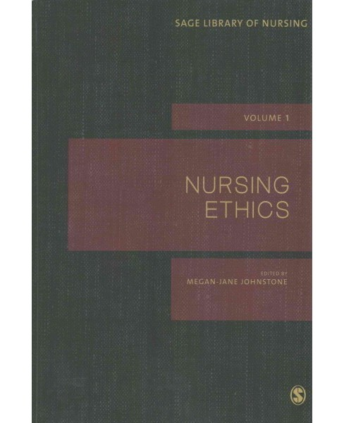 Nursing Ethics : Developing Theoretical Foundations for Nursing Ethics / Nurssing Ethics Pedagogy and - image 1 of 1