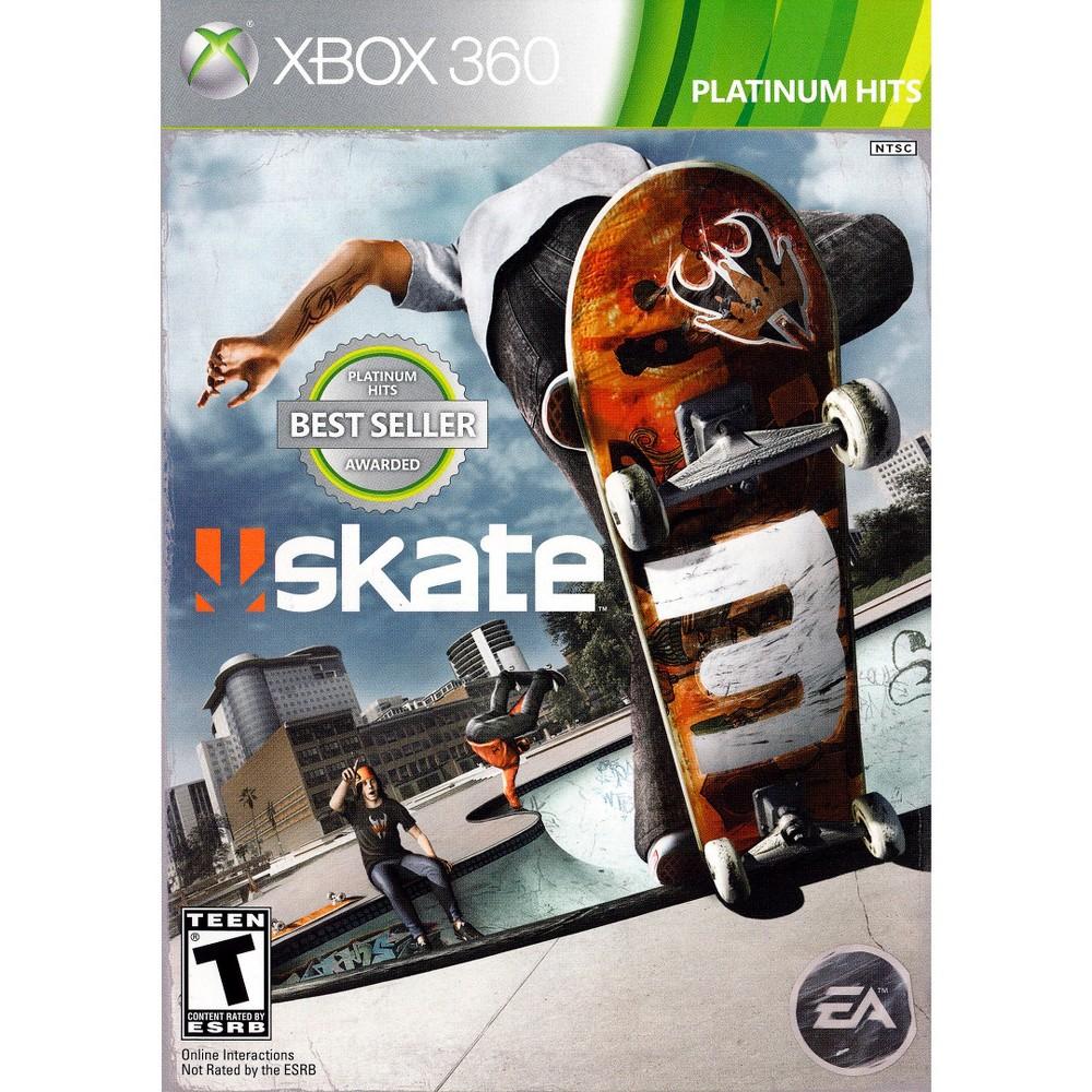 Skate 3 Xbox 360, Video Games Skate 3 Xbox 360, Video Games